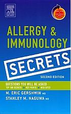 Allergy & immunology secrets