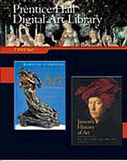 Prentice Hall Digital art library