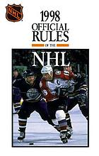 The official rules of the NHL