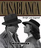 Casablanca : script and legend