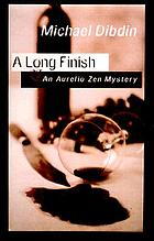 A long finish : an Aurelio Zen mystery