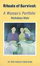 Rituals of survival : a woman's portfolio
