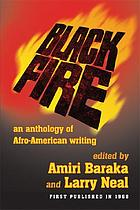 Black fire; an anthology of Afro-American writing