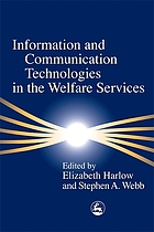 Information and communication technologies in the welfare services