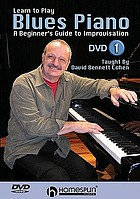 Learn to play blues piano. a beginner's guide to improvisation