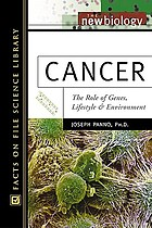 Cancer : the role of genes, lifestyle, and environment