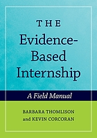 The evidence-based internship : a field manual