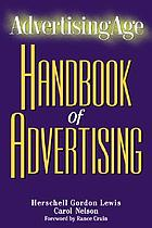 Advertising age handbook of advertising