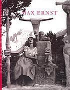 Max Ernst : sculture = sculptures