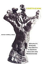 Contagion : sexuality, disease, and death in German idealism and romanticism