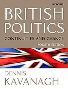 British politics : continuities and change