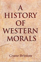 A history of Western morals