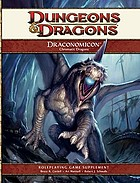 Draconomicon : chromatic dragons : roleplaying game supplement