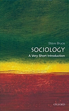 Sociology : a very short introduction