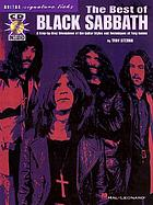 The best of Black Sabbath : a step-by-step breakdown of the guitar styles and techniques of Tony Iommi