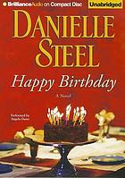 Happy birthday : [a novel]