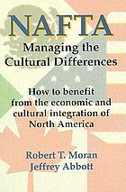 NAFTA : managing the cultural differences