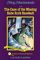 Meg Mackintosh and the case of the missing Babe Ruth baseball