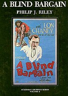 A Blind bargain : [film