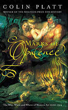 Marks of opulence : the why, when and where of Western art 1000-1914