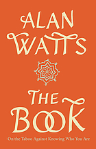 The book; on the taboo against knowing who you are