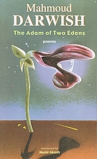 The Adam of two Edens : selected poems