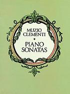 Piano sonatasPiano sonatas
