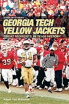 Stadium stories : Georgia Tech Yellow Jackets