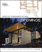 Graphic standards details : openings