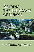 Reading the landscape of Europe