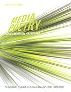 Media poetry an international anthology