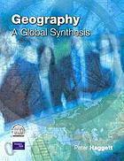 Geography: a modern synthesis