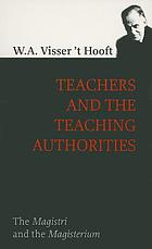 Teachers and the teaching authorities