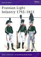 Prussian light infantry 1792-1815