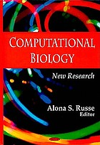 Computational biology : new research