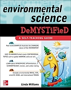 Environmental science demystified