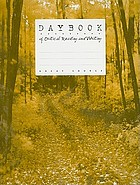 Daybook of critical reading and writing