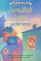 Hanukkah lights : holiday poetry