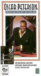 Oscar Peterson music in the key of Oscar