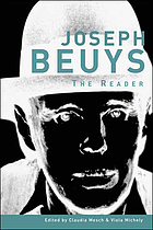 Joseph Beuys : the reader
