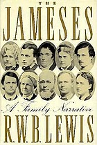 The Jameses : a family narrative