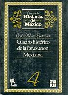 Cuadro histórico de la revolución mexicana