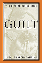 Guilt : the bite of conscience