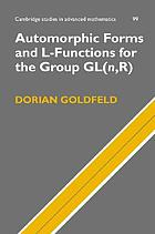 Automorphic forms and L-functions for the group GL(n,R)