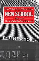 New School : a history of the New School for Social Research