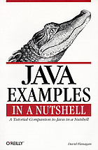 Java enterprise in a nutshell a desktop quick reference