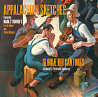 "Appalachian sketches featuring Mark O'Connor's ""Let us move"" and violin obligato [i.e. obbligato]"