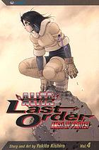 Battle angel Alita : Last order : Angel of protest