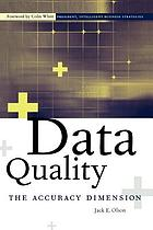 Data quality : the accuracy dimension