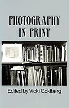 Photography in print : writings from 1816 to the present